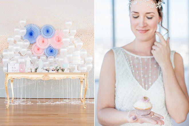 Über den Wolken - Hochzeitsideen in Pantone Farben 201615