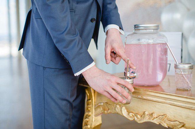 Über den Wolken - Hochzeitsideen in Pantone Farben 201618