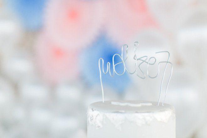 Über den Wolken - Hochzeitsideen in Pantone Farben 201619