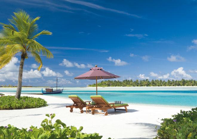 Flitterwochen Malediven Hotel Anantara