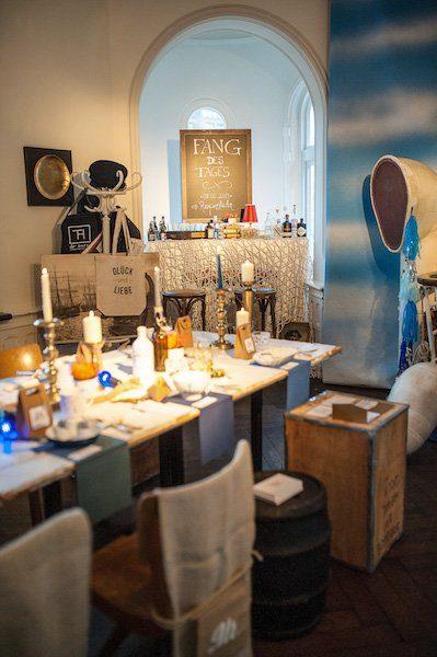 Workshop für Hochzeitsplaner und Dekorateure