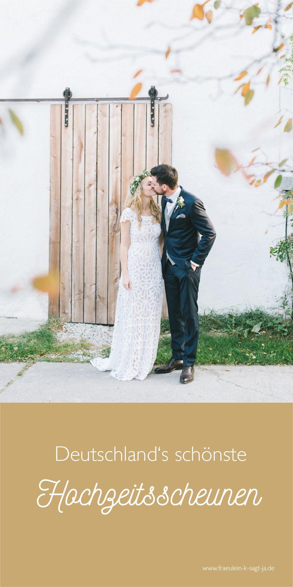 Hochzeitslocation Scheune Uebersicht