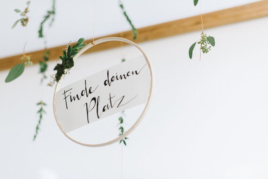 Sitzplan Scheunenhochzeit: Heiraten in der Scheune