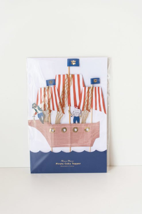 Cake Topper Pirat