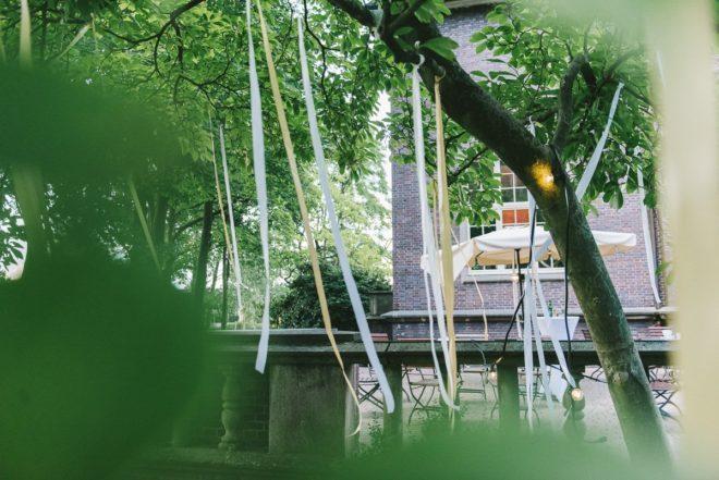 Kosten Hochzeit im Garten feiern