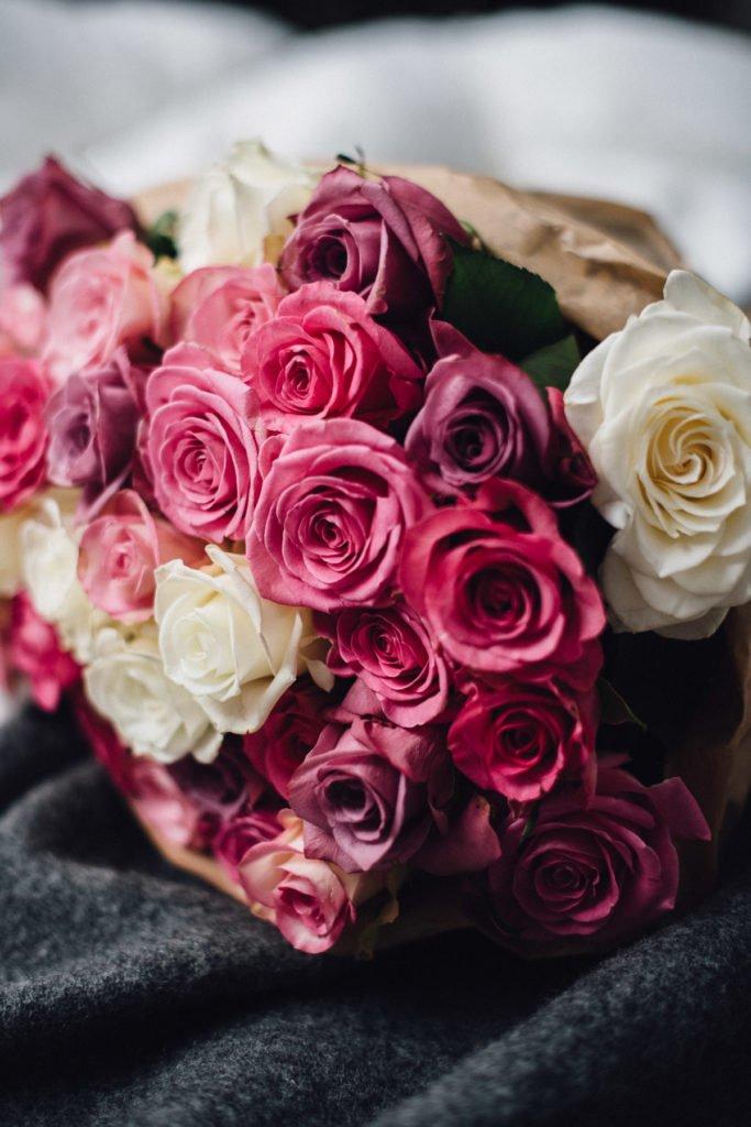 Rosen Valentinstag Blume2000.de
