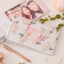 Fotoalbum Team Bride Floral
