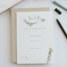 Gästebuch Box für Geburtstag, Taufe, Kommunion und Konfirmation