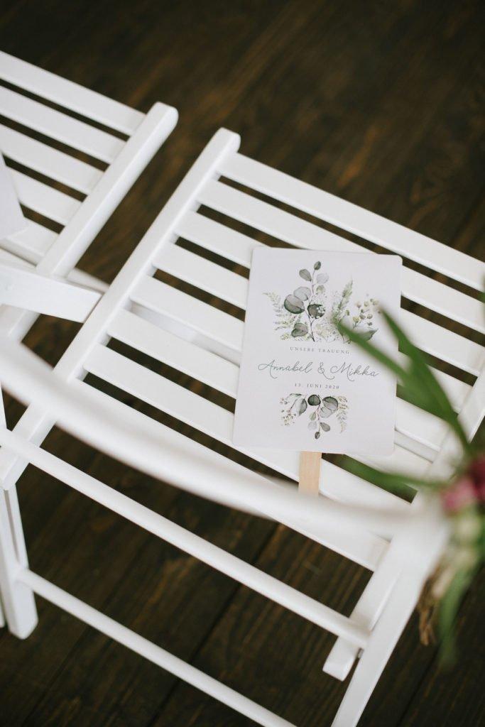 Ablaufplan Hochzeit