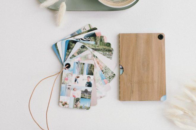 Fingerbook Album für Eure schönsten Fotos