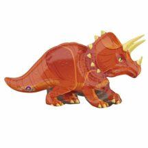 Folienballon Triceratops