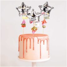 Mini Cake Topper Folienballons