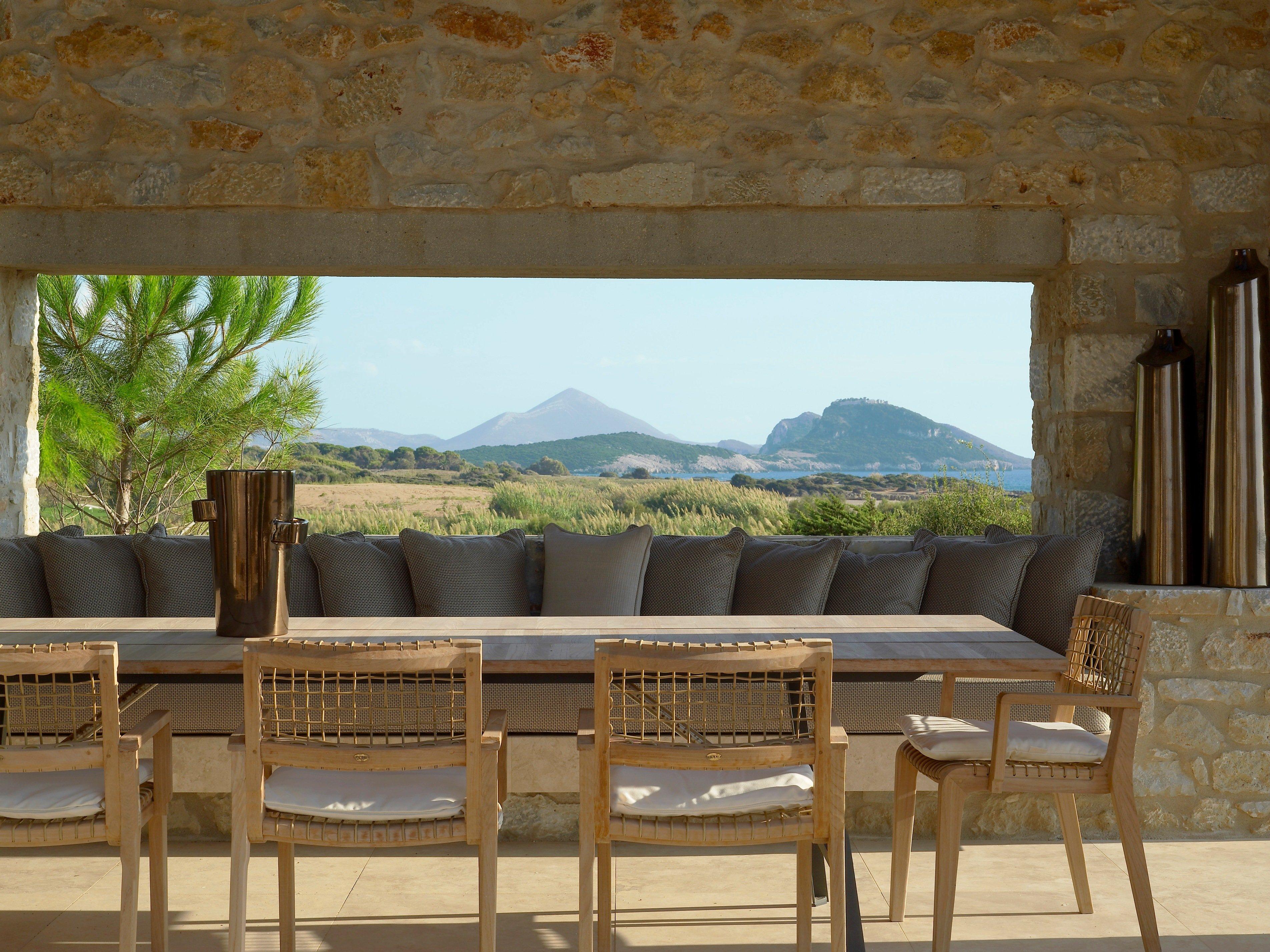 Luxuriöse Hochzeitslocation Griechenland