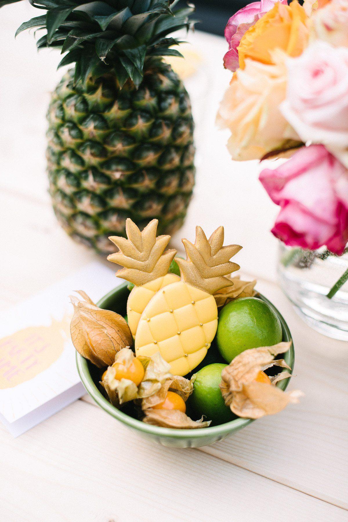 Ananas Keks