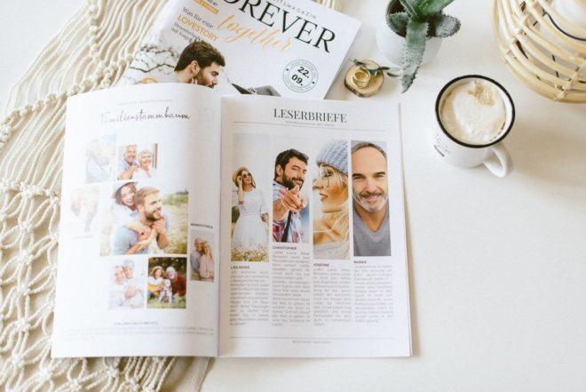 Die Hochzeitszeitung Inhalte Layout Tipps Fräulein K