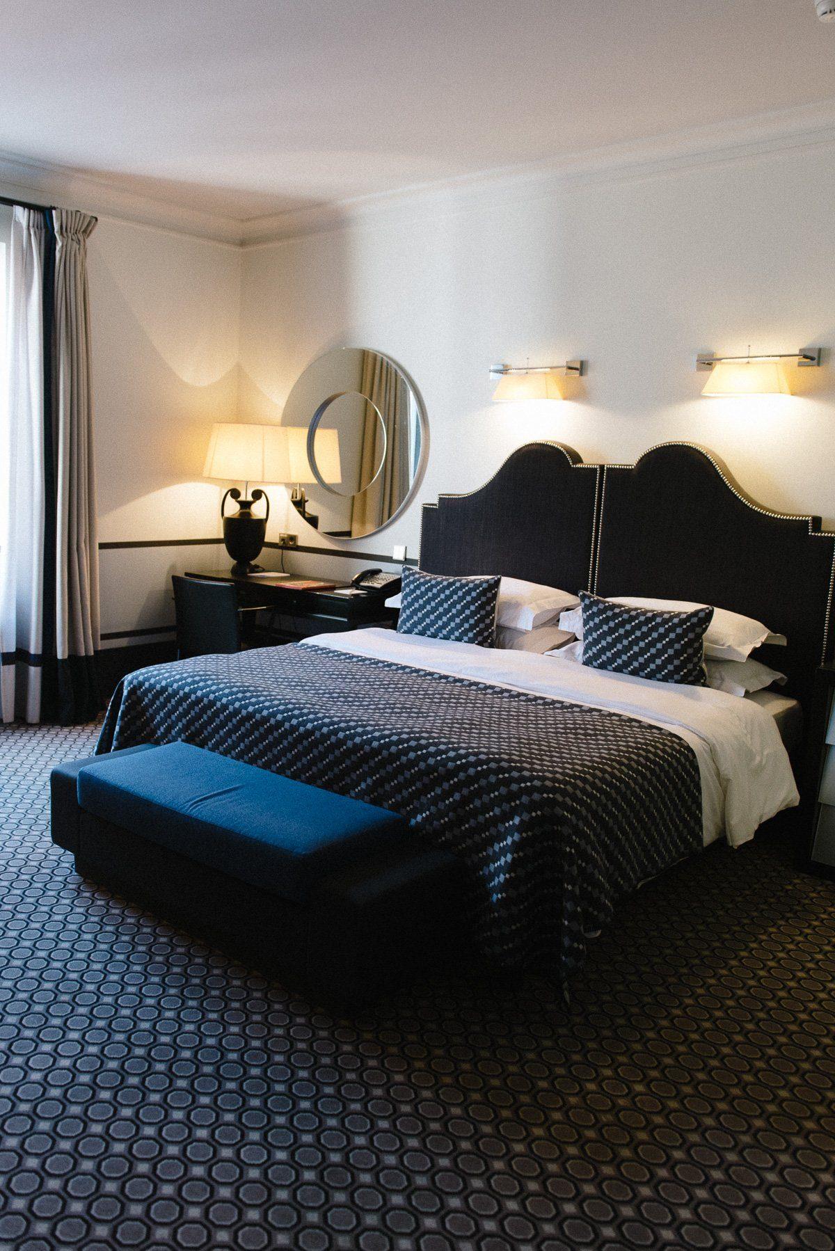 Zimmer im Hotel de Rome