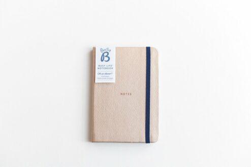 Notizbuch A6 Busy Life roségold