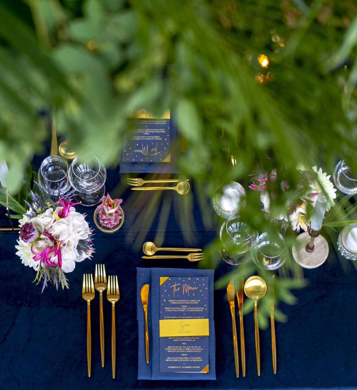 Tischdekoration Hochzeit Düsseldorf