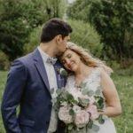 Liebevoll moderne Hochzeit im Loftwerk