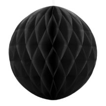 Wabenball schwarz
