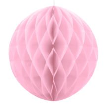 Wabenball light pink