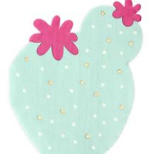 Papierserviette Kaktus