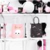 Party Taschen Boo rosa