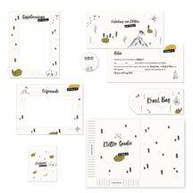 Dekoset Klettern Kindergeburtstag Einladung Download