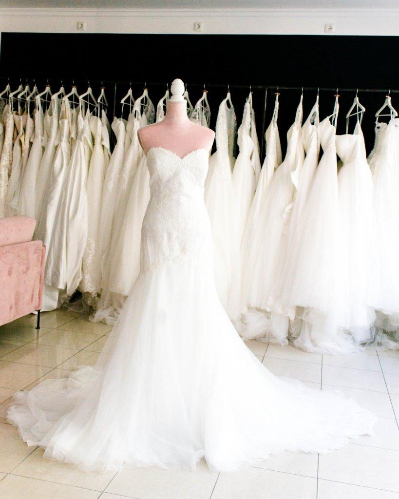 Was kostet eine Hochzeit Das Brautkleid