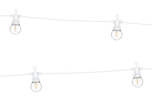 Lichterkette weiß LED