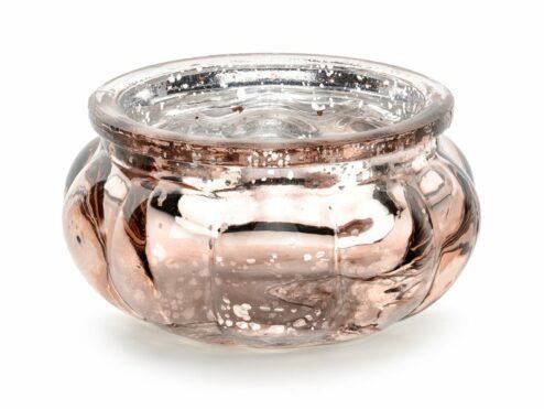 Teelichthalter rosegold 3cm