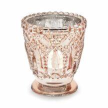 Teelichthalter rosegold 8cm