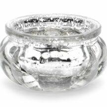 Teelichthalter silber 3cm