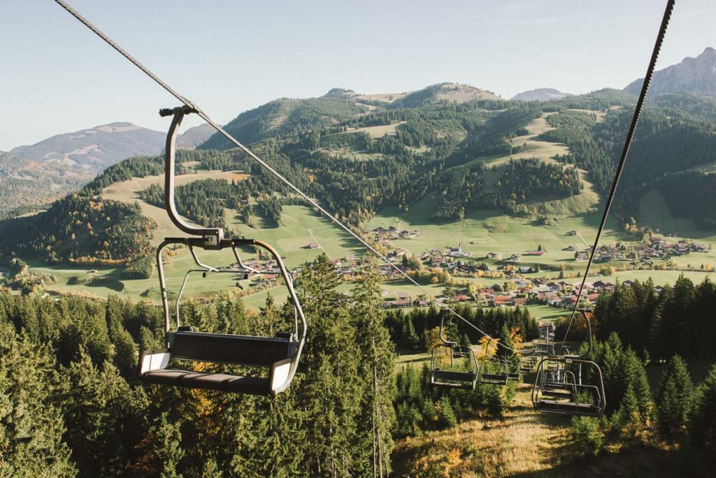 Bergbahn Schattenwald