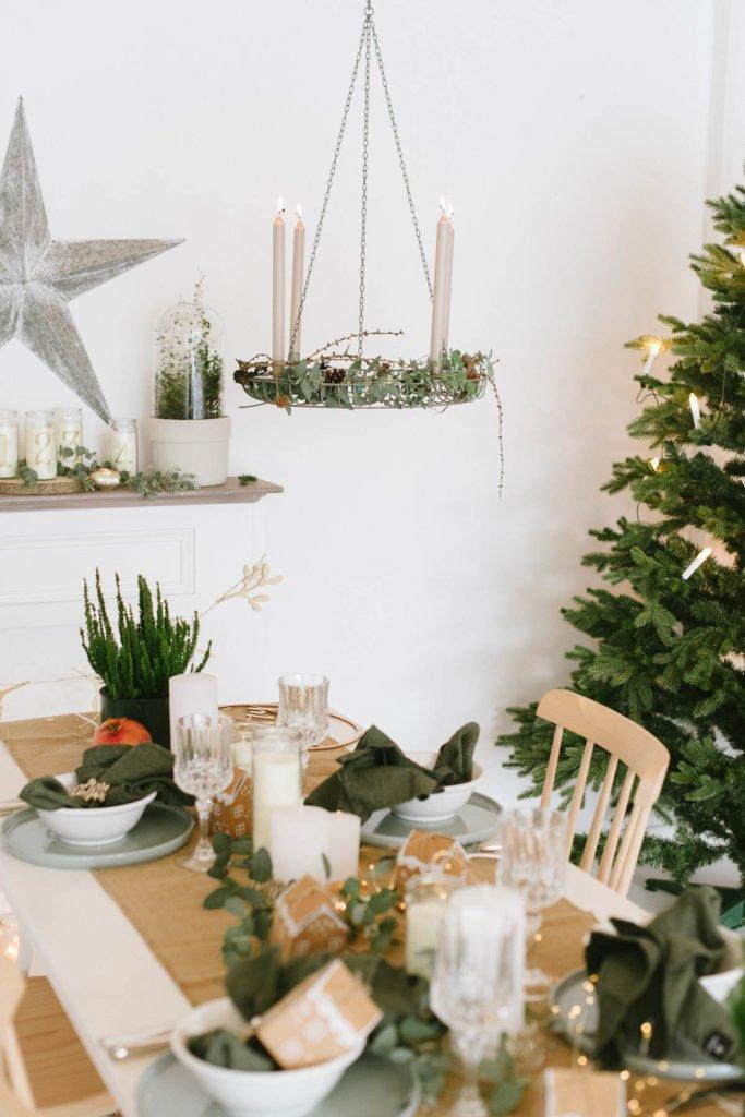 Weihnachten: Natürlich gemütlich feiern