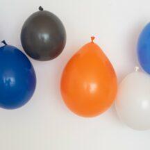 Ballonset Fahrzeugeparty