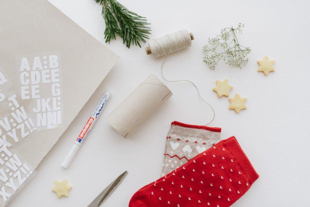Einfaches Weihnachtsgeschenk DIY