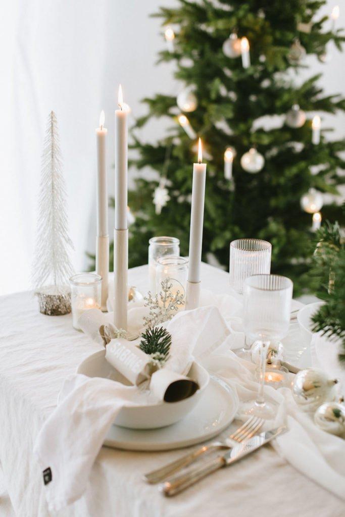 Wir träumen von einer weißen Weihnacht