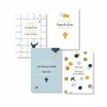 Spruchkarten Blue Bird