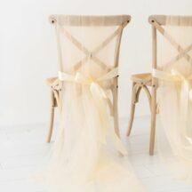 Stuhhusse Tuell Hochzeit