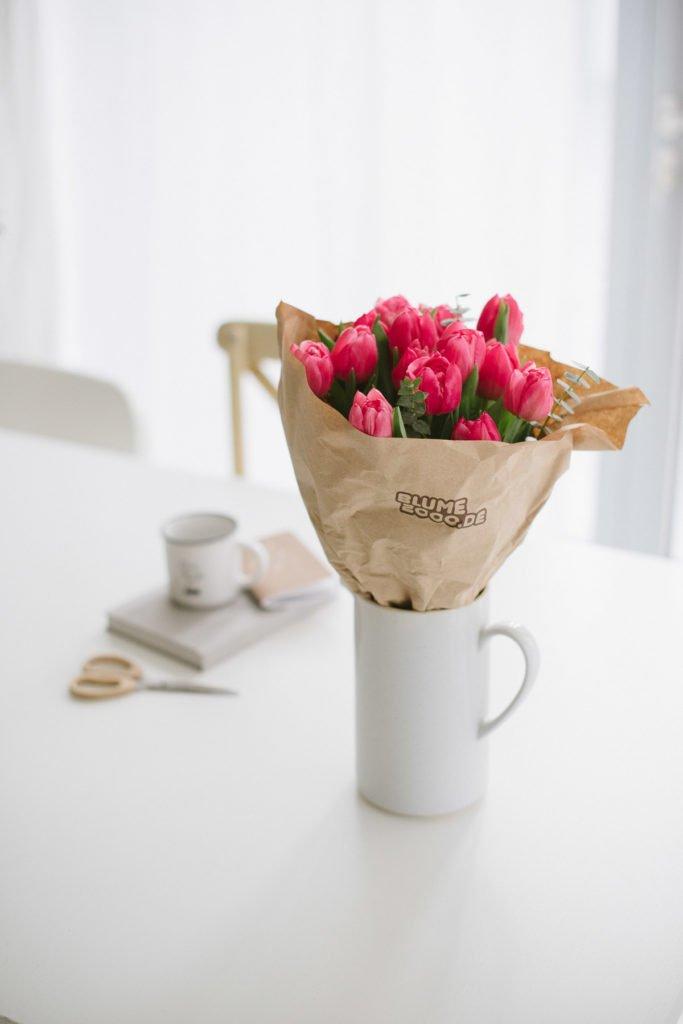 5 Tulpen-Tipps: Tulpen in der Vase länger frisch halten