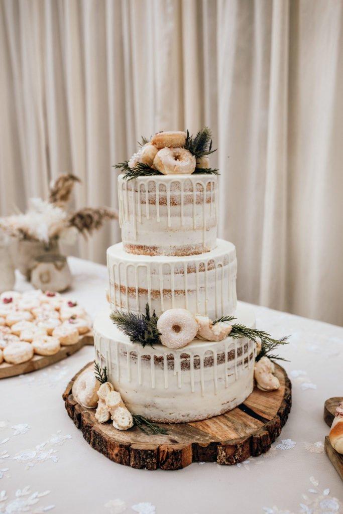 Was kostet eine Hochzeit? Die Hochzeitstorte