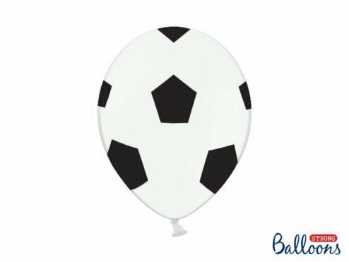 6 Luftballons Fußball