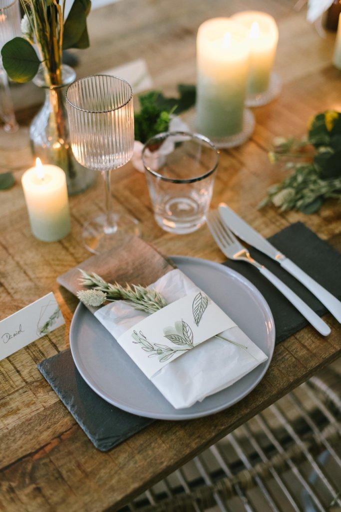 3 einfache Ideen: Geburtstag mit Trockenblumen dekorieren
