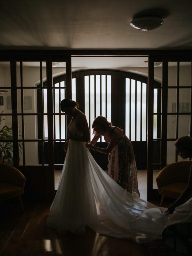 Heiraten in Kroatien: Inja und Max feiern ihre Hochzeit