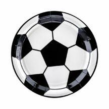 Pappteller Fußball