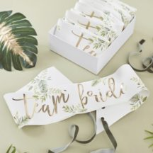 schaerpe team bride botanical