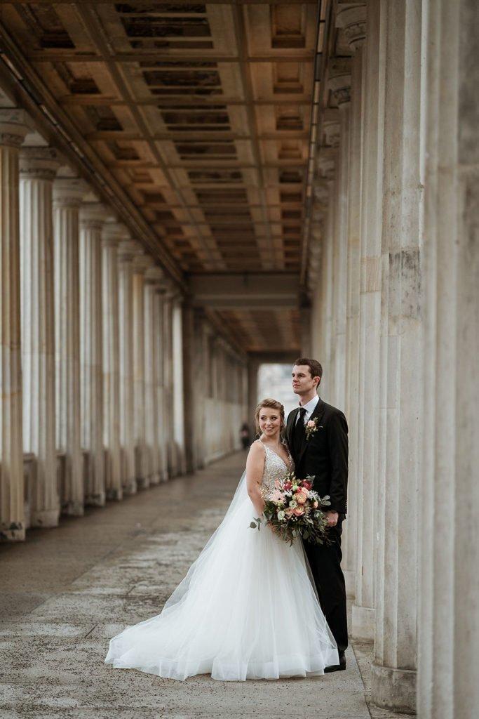3 außergewöhnliche Ideen für euer Paarshooting: Kathi und Peter heiraten in Berlin