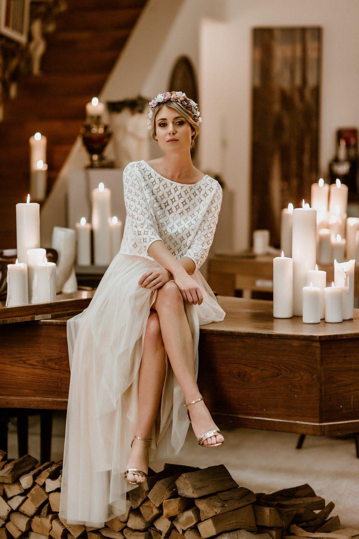 Neues für eure Hochzeit Noni Jubiläumskollektion Brautkleid 2020