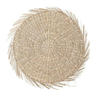Platzset Seagrass Durchmesser 38cm